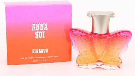 アナスイの香水
