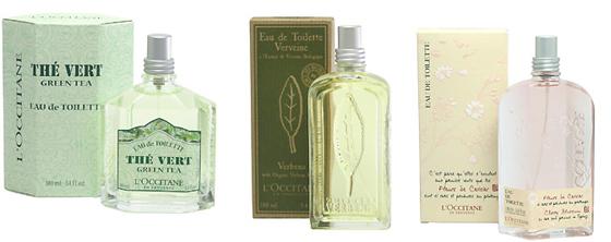 ロクシタンの香水一覧